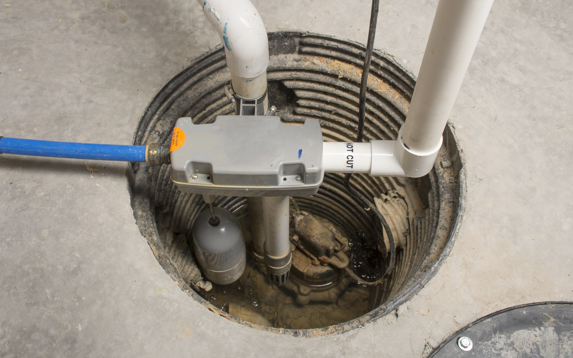 Beltsville Sump Pump
